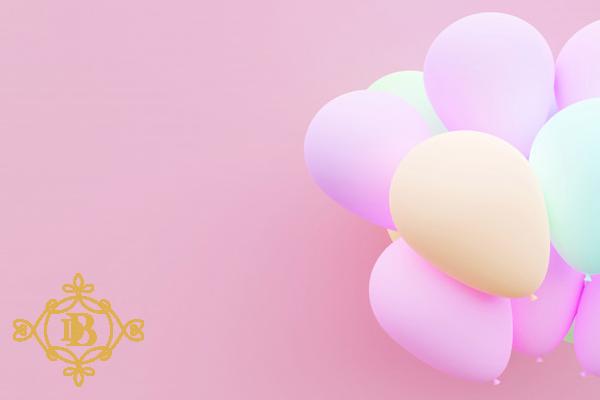 طراحی و چاپ بادکنک تبلیغاتی لاتکسی با چاپ دو رنگ:
