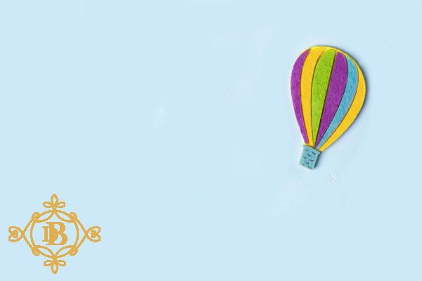 رنگ پارچه ها برای تولید بالن تبلیغاتی